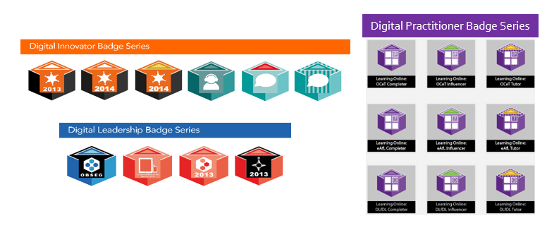 Jisc RSC Scotland Open Badge Series