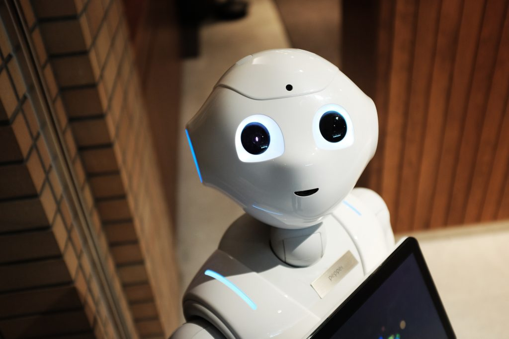 Pepper the robot. Innovative or not?